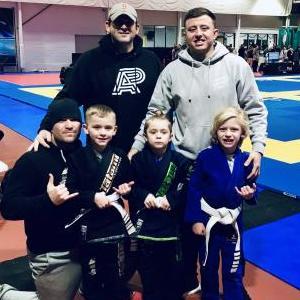 Tap Cancer Out 2019 Cincinnati BJJ Open