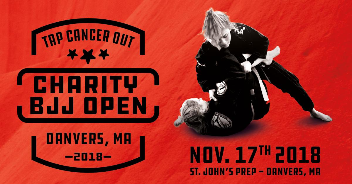 Tap Cancer Out 2018 Massachusetts BJJ Open