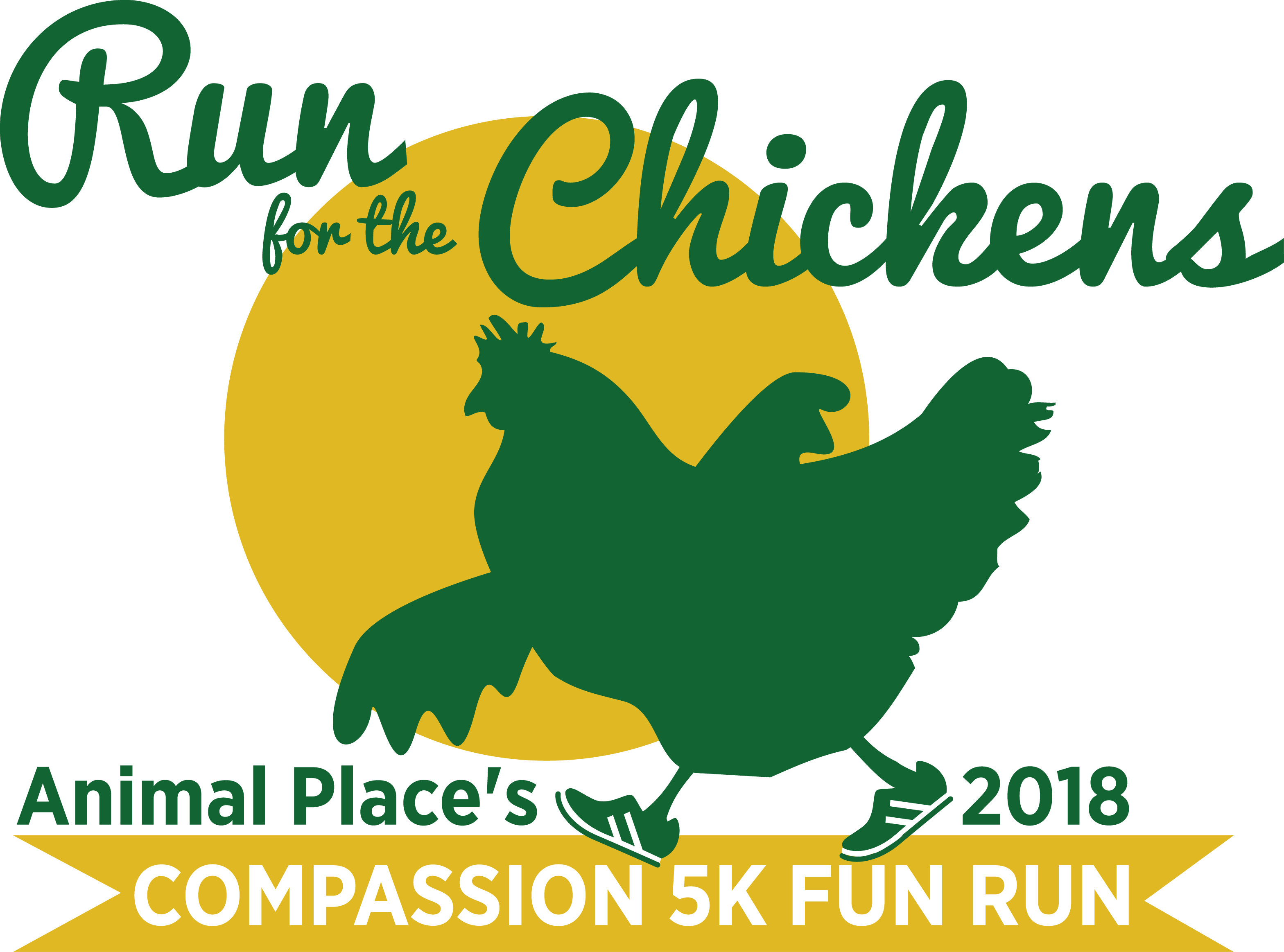 animal place compassion fun run
