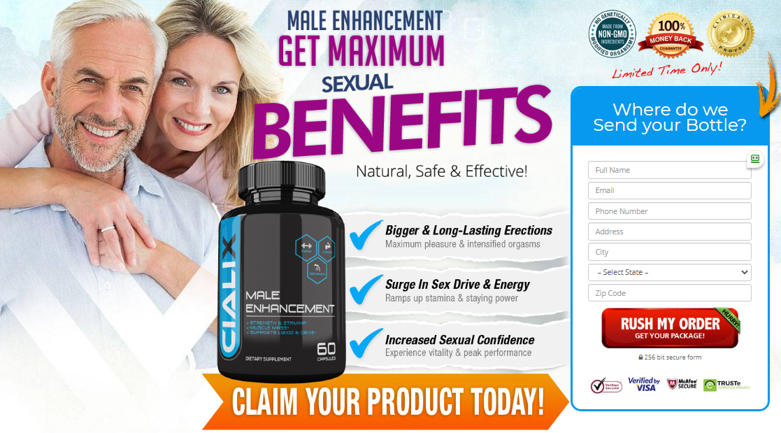 Cialix Male Enhancement | Buy Cialix | Cialix Side Effects Price | Cialix