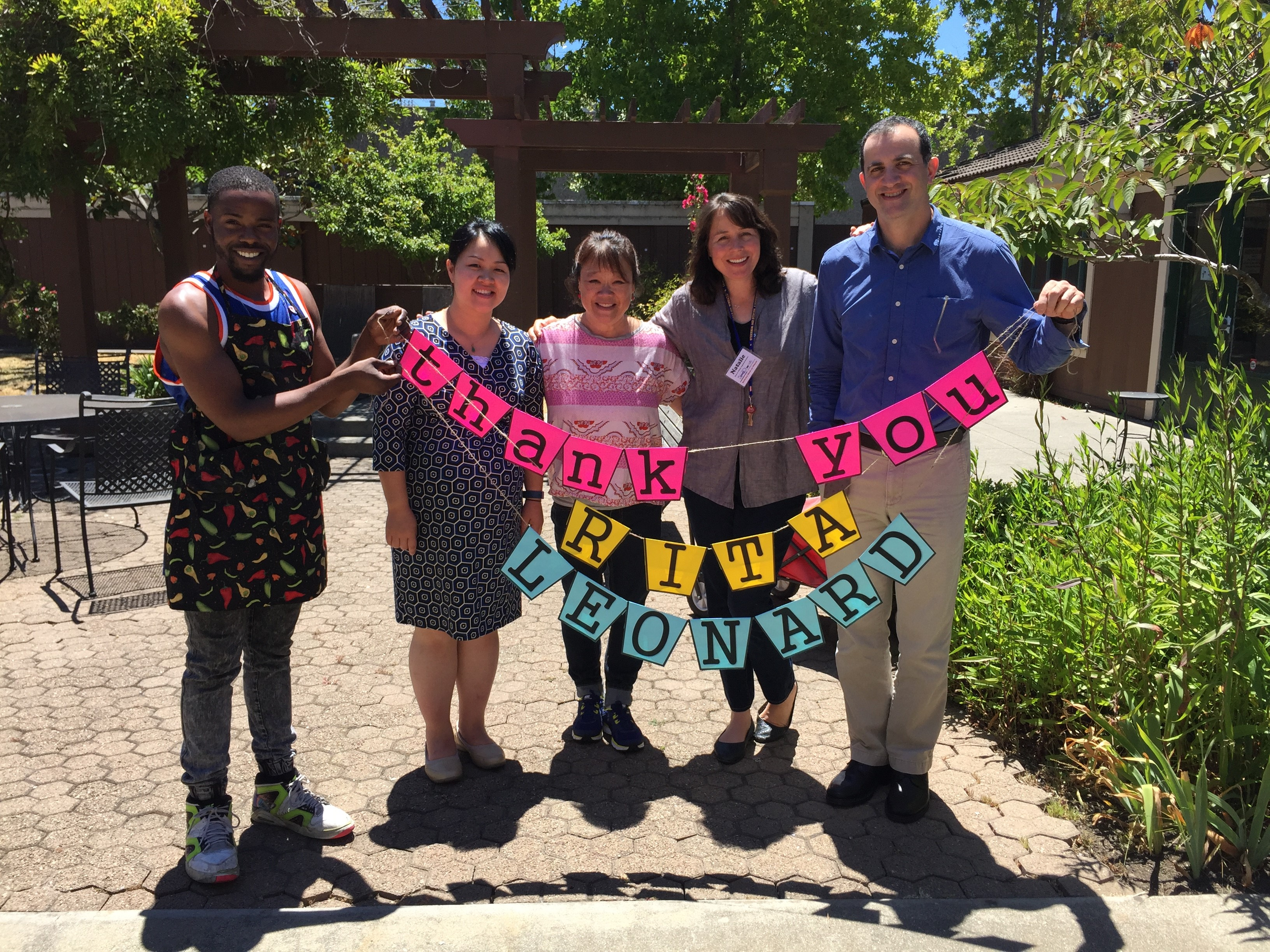 Check out Team Berkeley Meals on Wheels' team fundraising