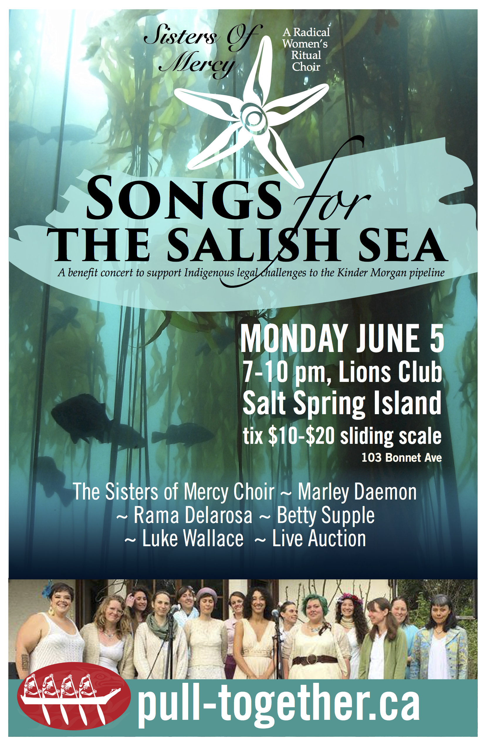 Check out Sisters of Mercy Community Choir's team
