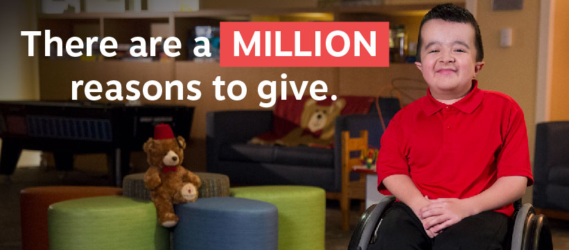 Donate to A Million Reasons to Give