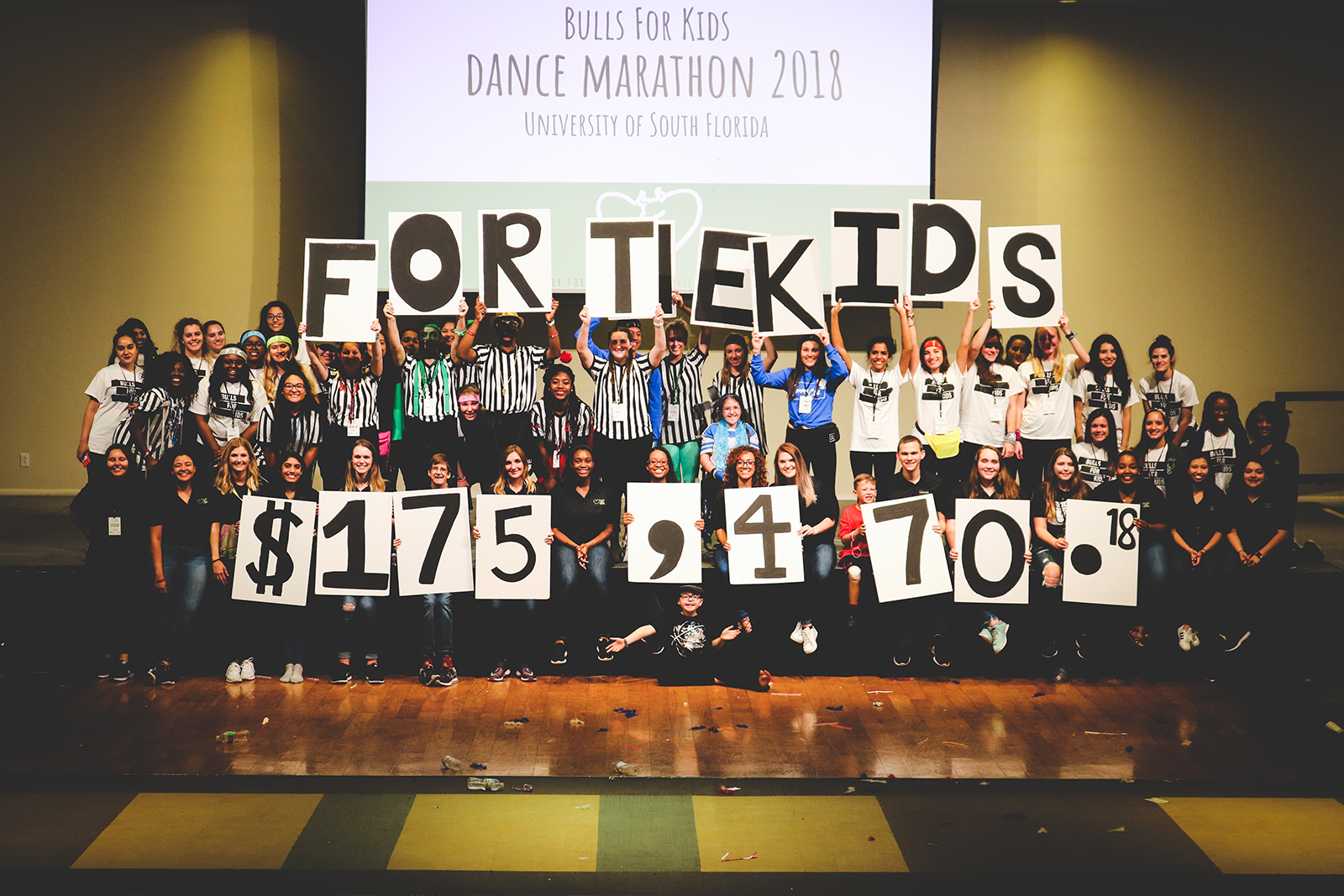 Donate to USF Dance Marathon