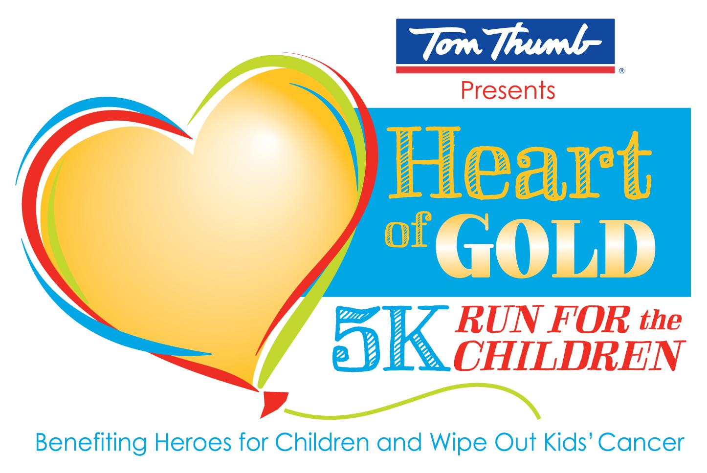 Heart Of Gold 5k Run For The Children Benefiting Heroes For Children