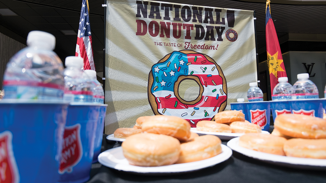 Donate to National Donut Day