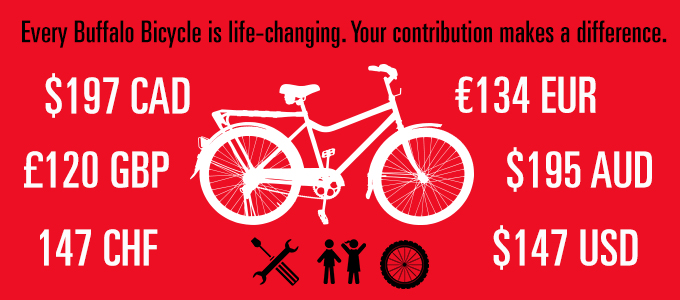 Donate To Pedal To Empower