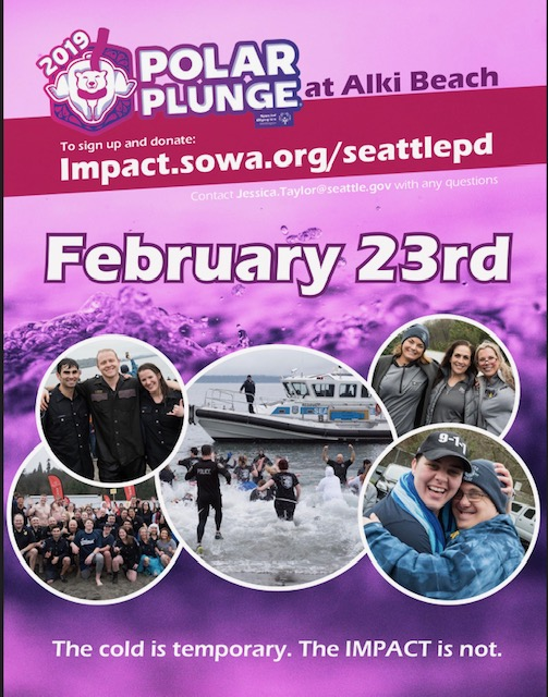 Check out Seattle Police Department & Snohomish County