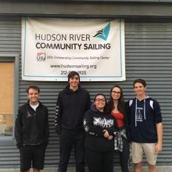 Check Out New York Harbor School Student Team S Team Fundraising