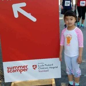 Check out Junior Super Heros' team fundraising page for Lucile