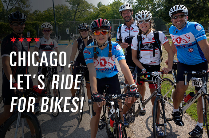We Ride for Bikes: Chicago
