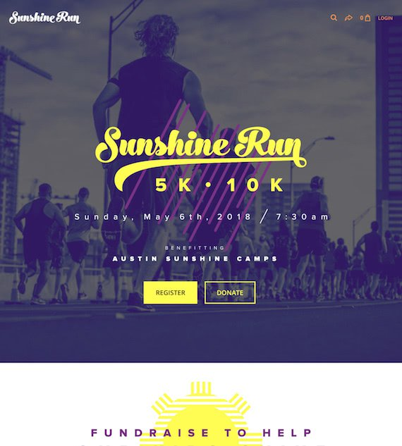 YMBL's Sunshine Run thumbnail