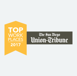 San Diego Union Tribune Top Workplaces