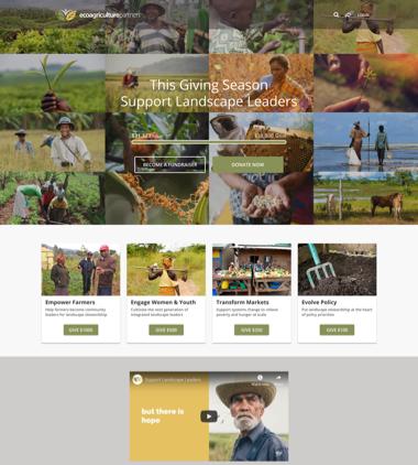 EcoAgriculture Partners' Landscape Leaders Campaignthumbnail